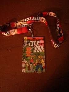 # CityCon